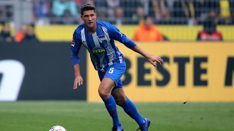 Niklas Stark wird unter anderem beim FC Bayern und dem BVB gehandelt