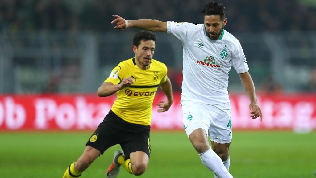 Claudio Pizarro hätte 2001 zum BVB wechseln können
