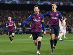 Messi lleva ya 10 goles esta temporada en la Champions. (Foto: Getty)