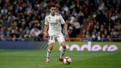 Reguilón kommt aus der Jugend von Real Madrid