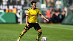 Kann schon wieder mit seinen BVB-Mannschaftskollegen trainieren: Raphael Guerreiro