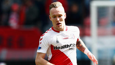 Mark Diemers (hier 2015 für den FC Utrecht) wird unter anderem beim HSV gehandelt