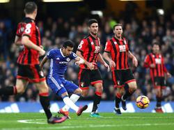 Pedro zieht ab