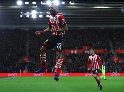 Nathan Redmond fue el autor del único gol a los 20 minutos. (Foto: Getty)