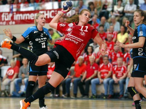 Für den Thüringer HC geht es am Wochenende um den DHB-Pokal