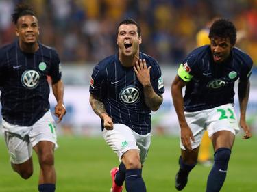El Wolfsburgo se mantiene en la Bundesliga tras volver a ganar en la vuelta de la repesca. (Foto: Getty)