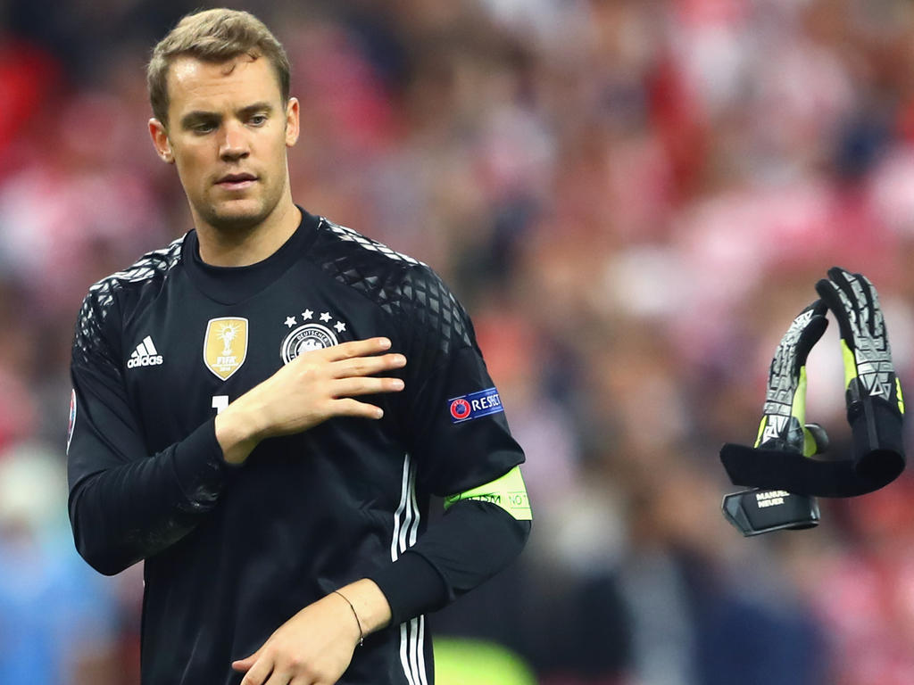 World Cup » News » Neuer 'on schedule' for World Cup - Loew