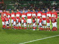 Das ÖFB-Team