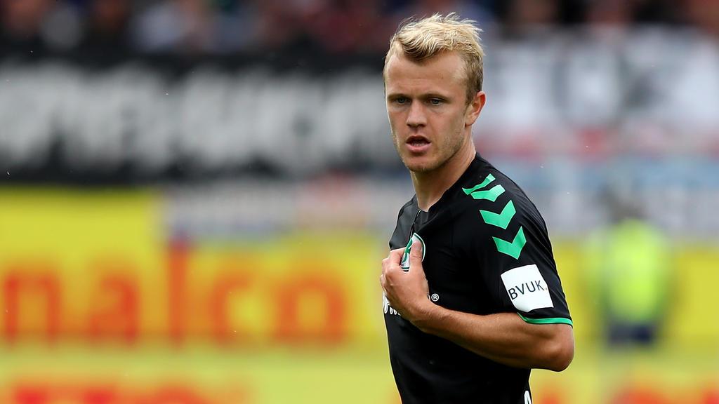 Nik Omladic läuft künftig für Hansa Rostock auf