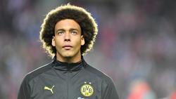 Axel Witsel und der BVB denken noch nicht ans Derby gegen Schalke