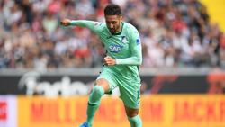 Ishak Belfodil spielt seit 2018 für die TSG 1899 Hoffenheim