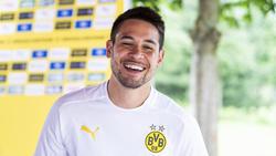 Raphael Guerreiro spielt seit 2016 für den BVB