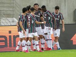 Fluminense sigue adelante en la Libertadores.
