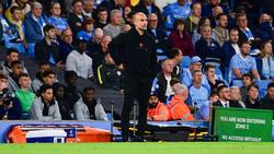 Pep Guardiola hat es sich mit den eigenen Fans verscherzt