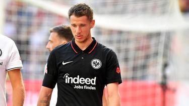 Erik Durm wird Eintracht Frankfurt wohl fehlen