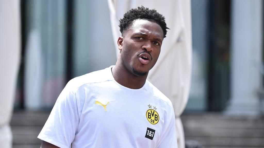 Verlängert Dan-Axel Zagadou beim BVB?