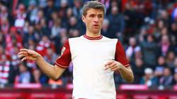 Die Zukunft von Thomas Müller beim FC Bayern ist noch nicht geklärt