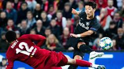 Tauscht Hee-Chan Hwang (r.) das Salzburg- gegen das Leipzig-Trikot?