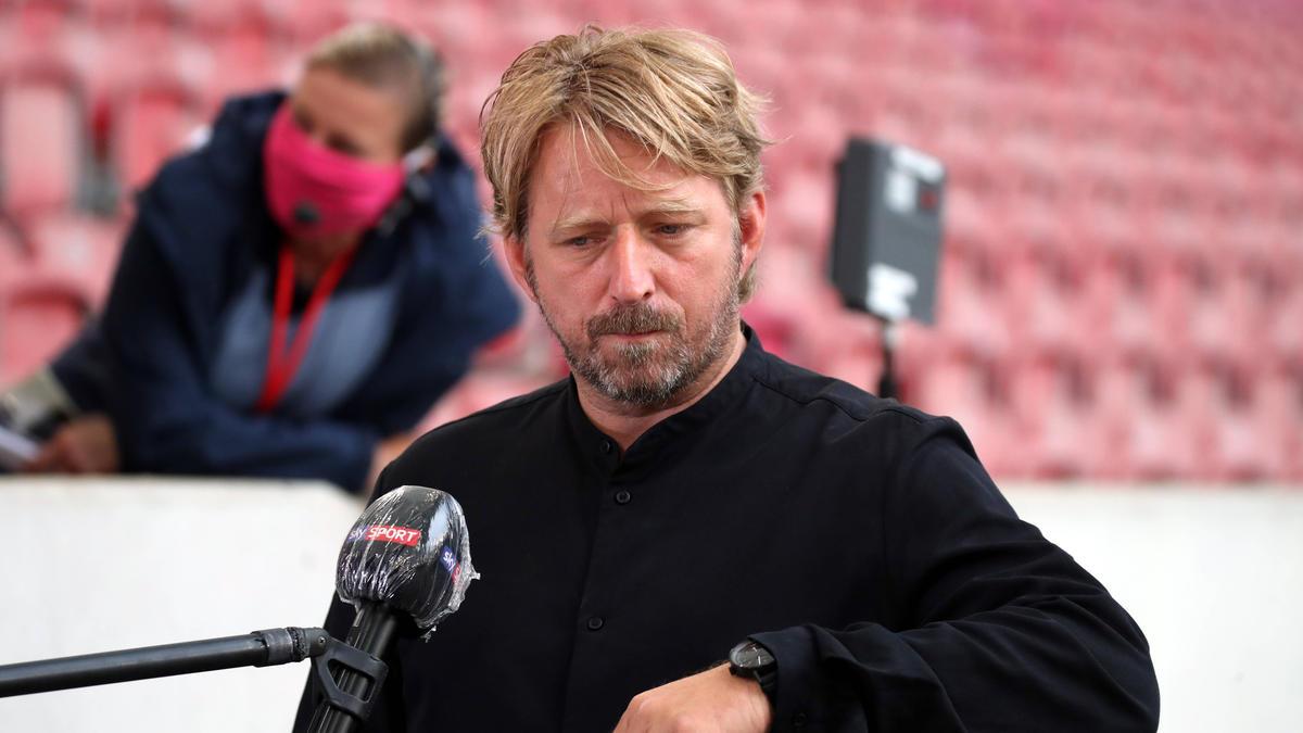 Sven Mislintat und der VfB orientieren sich am BVB