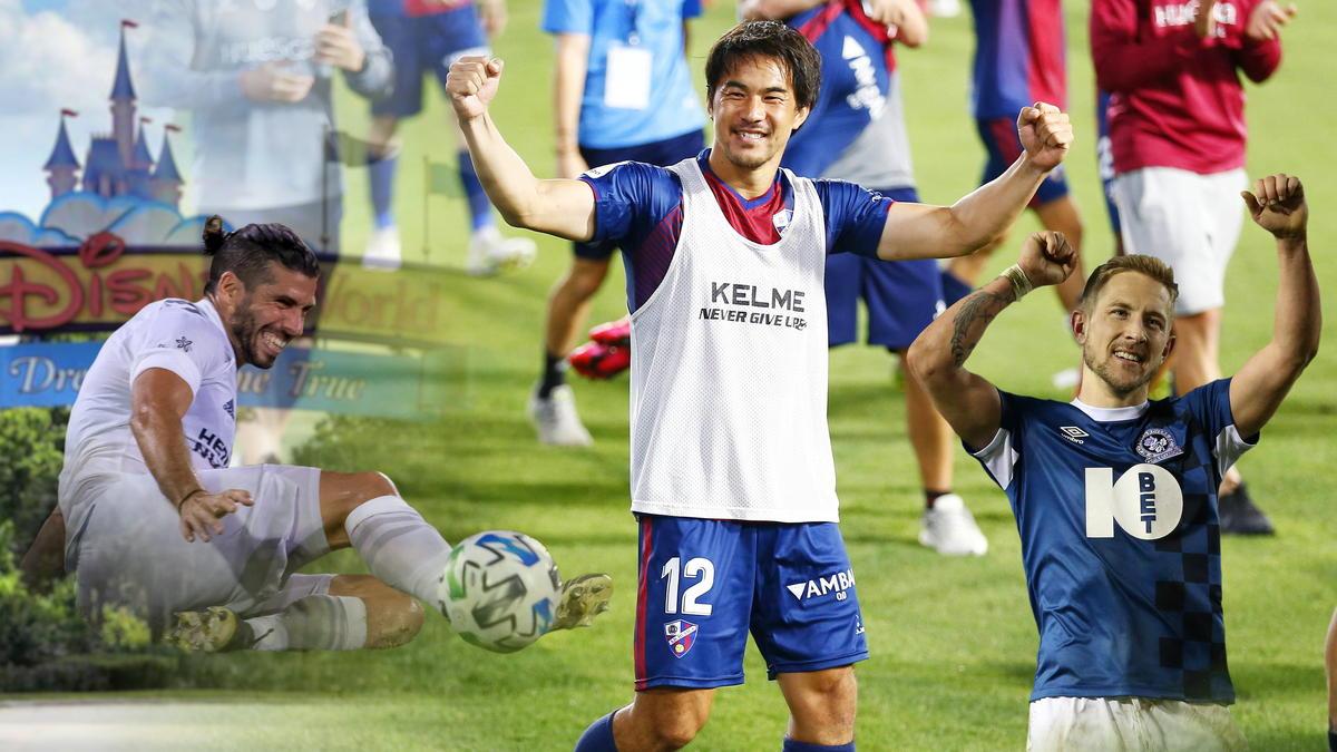 Shinji Okazaki spielt mit dem SD Huesca bald in der Primera Divisón