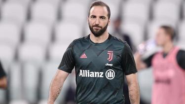 """Stürmt diese Saison nicht mehr für Juventus Turin: Top-Stürmer Gonzalo Híguain verlässt die """"Alte Dame"""""""
