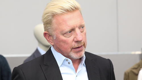 Sorgt bei den US Open mal wieder für Gesprächsstoff: Boris Becker