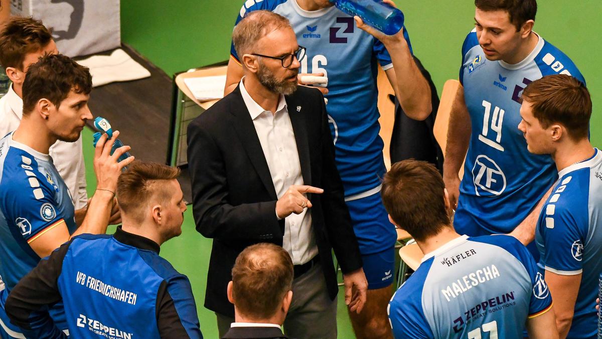 Das Team aus Friedrichshafen braucht eine neue Spielstätte