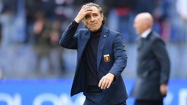 Cesare Prandelli wird Trainer in Florenz