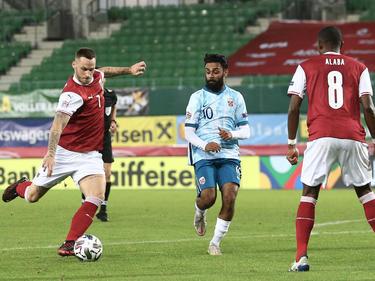 Österreich steigt nach einer schwachen Vorstellung in die A-Liga der Nations League auf