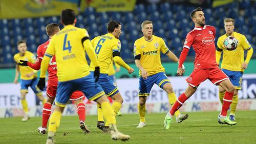 Eintracht Braunschweig brachte ein 0:0 über die Zeit