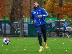 Marko Djuricin verabschiedet sich aus Karlsruhe