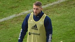 Aaron Hunt ist beim HSV häufig nur noch Ersatz