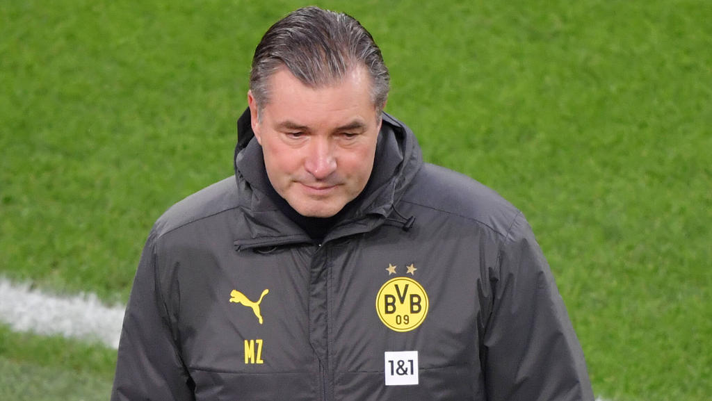 Michael Zorc ist Sportdirektor bei Borussia Dortmund