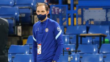 Thomas Tuchels Debüt an der Seitenlinie des FC Chelsea endete 0:0