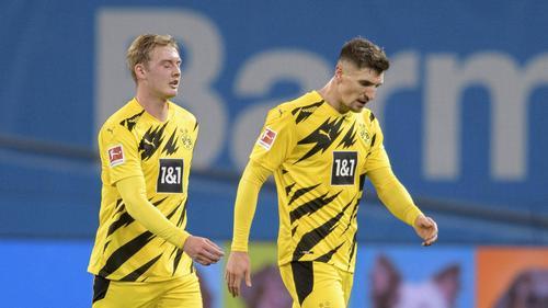 Thomas Meunier (r.) fehlt dem BVB gegen Augsburg