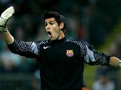 Victor Valdés vuelve al equipo de su vida.