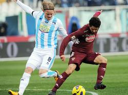 2012/2013: Pescara - Torino