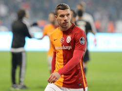 Lukas Podolski: Lukratives Angebot aus China?