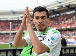 Juan Arango trug fünf Jahre lang das Trikot von Borussia Mönchengladbach