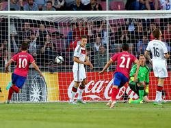 Perfekter Start für Serbien
