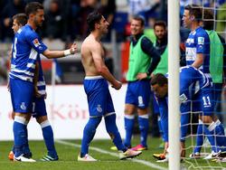 Duisburg feiert das 1:0