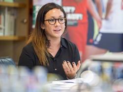 Nadine Keßler wird UEFA-Botschafterin