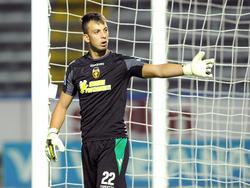 Brignoli debutó la pasada temporada en la Serie A italiana con la Sampdoria. (Foto: Getty)