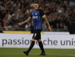 Torjäger Icardi schießt Inter in die Champions League