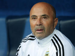 Jorge Sampaoli hat mit Argentinien doch noch das Achtelfinale erreicht