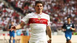 Mario Gomez hat seinen WM-Urlaub beendet