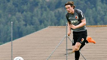 Gregoritsch erzielte den goldenen Treffer für Augsburg