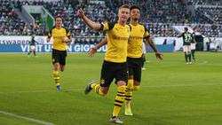BVB gewinnt mit etwas Mühe beim VfL Wolfsburg