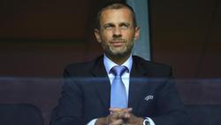 Aleksander Ceferin ist UEFA-Präsident