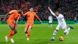 Kylian Mbappé es fundamental en la selección y en su equipo. (Foto: Getty)